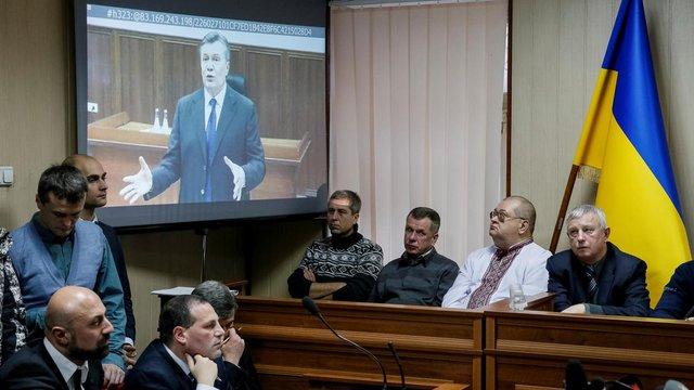 Адвокати Януковича хочуть викликати на допит європейських лідерів