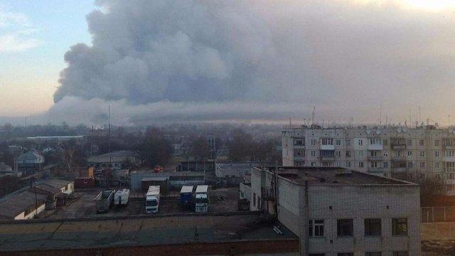 На Харківщині під час розмінування території підірвався сапер