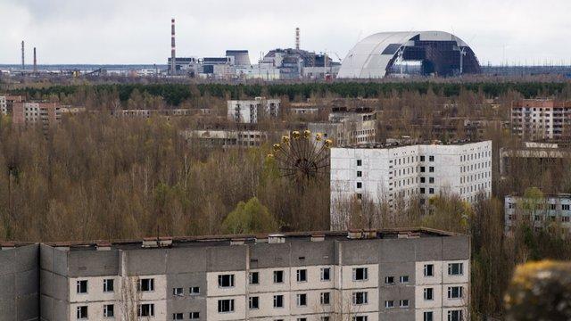 Франція виділить кошти на проект сонячних електростанцій у Чорнобильській зоні