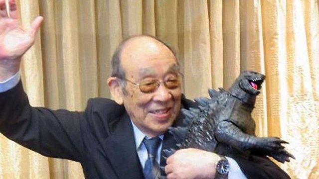 Помер японський актор, відомий за роллю Годзілли