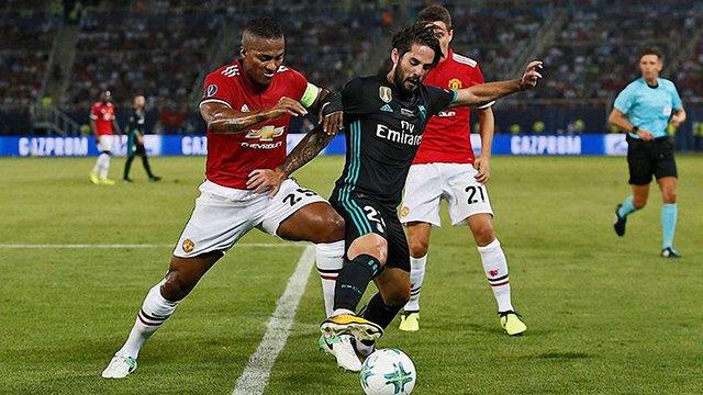 Мадридський «Реал» виграв Суперкубок УЄФА у матчі проти МЮ