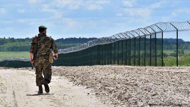 САП назвала прізвища затриманих за розкрадання коштів на облаштування кордону з РФ