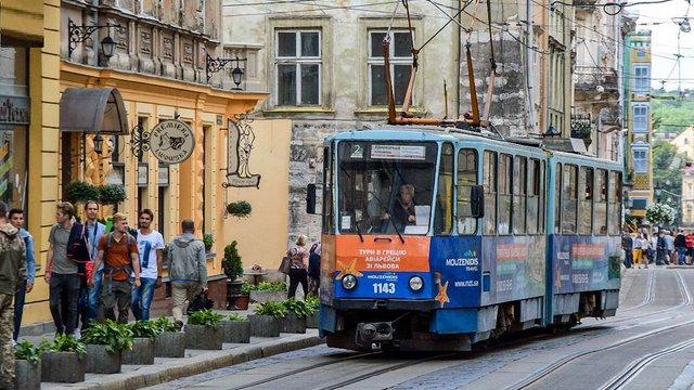 У Львові планують запровадити триденні картки на електротранспорт для туристів
