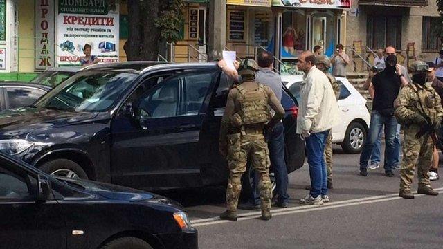 СБУ у Луцьку затримала «укропівця» через незаконне прослуховування можновладців