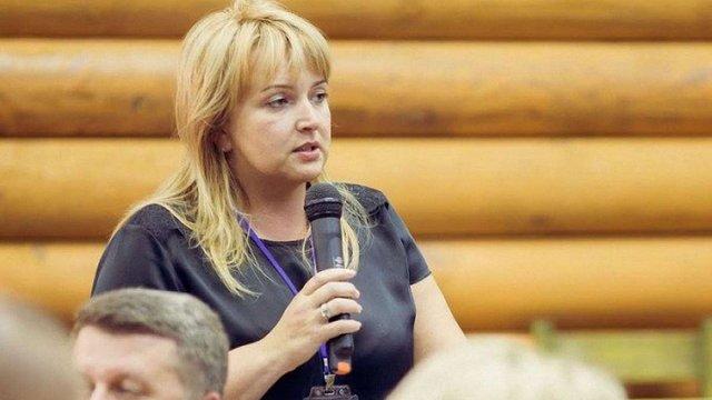 Керівниця райлікарні з Івано-Франківщини офіційно очолила ОХМАТДИТ