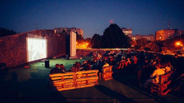 На даху Львівського кіноцентру проведуть лекцію про бізнес