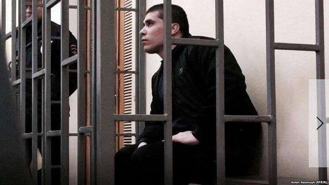 Фігуранта справи про «кримських диверсантів» засудили до 1,8 року колонії
