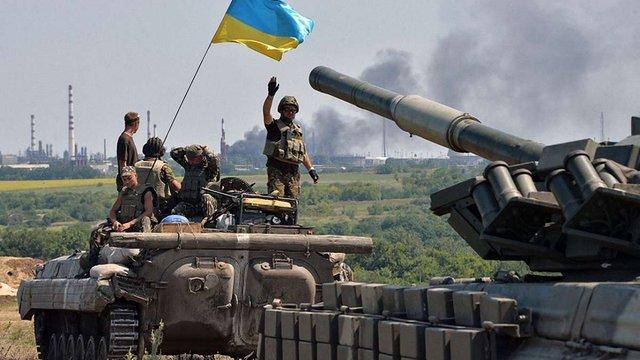 306 тис. українських військових отримали статус учасника бойових дій