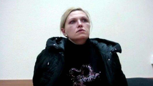 Суд відпустив за «законом Савченко» луганчанку, яка планувала теракт у центрі Києва