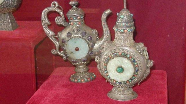 До Львова привезли ювелірні вироби китайської імператорської династії