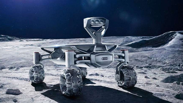 Німецький стартап разом з Audi планує встановити на Місяці модуль стільникового зв'язку
