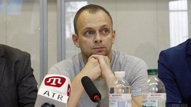 Екс-слідчого ГПУ Дмитра Суса залишили під домашнім арештом