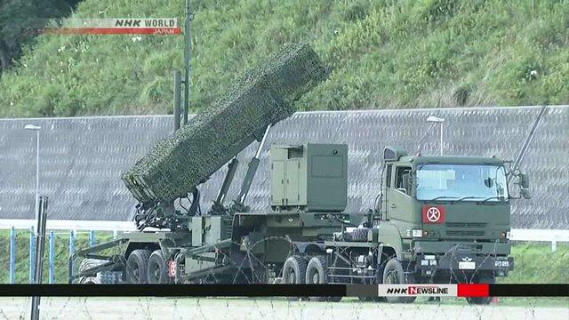 Японія розгорнула системи ППО у відповідь на ракетні погрози КНДР