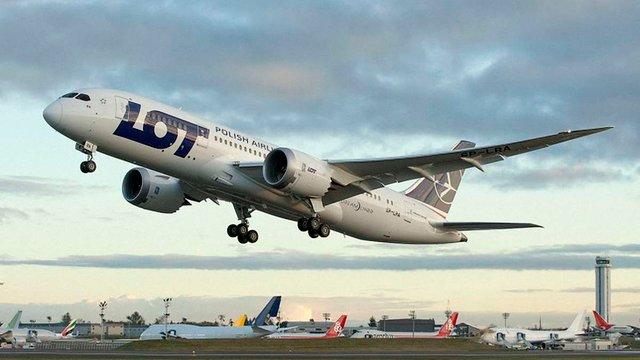 LOT може відкрити авіарейс зі Львова до Гданська