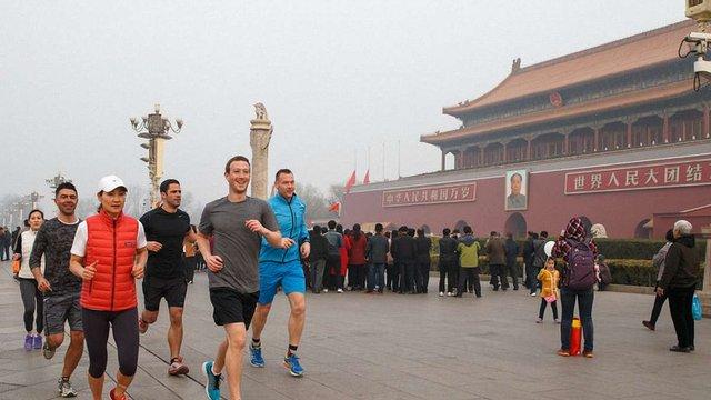 Компанія Facebook інкогніто запустила у Китаї додаток для обміну фотографіями