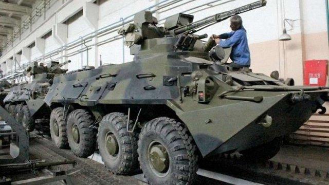 «Київський бронетанковий завод» навмисно виробляв БТРи з низькою кулестійкістю – ЗМІ