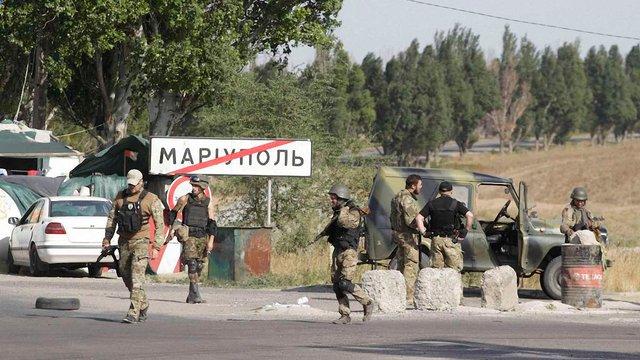 Під Маріуполем поліція затримала колишнього інформатора бойовиків