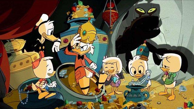 Студія Walt Disney випустила нові «Качині історії»