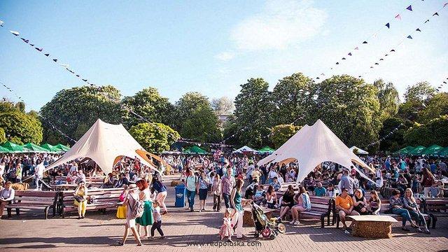 На початку вересня у Львові відбудеться четвертий фестиваль вуличної їжі