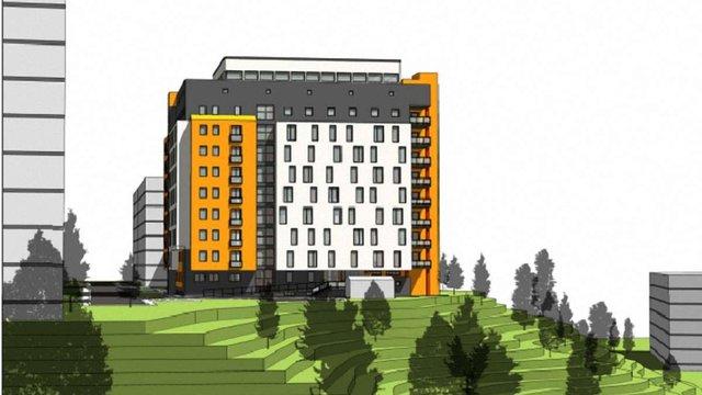 У вересні «Львівська політехніка» почне будівництво нового студентського гуртожитку