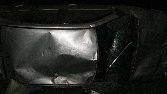 У Бродівському районі автомобіль з'їхав у кювет: жінка загинула, діти в реанімації