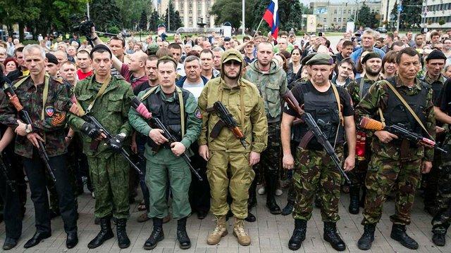 Бойовики на Донбасі обманом відправляють місцевих новобранців на передову