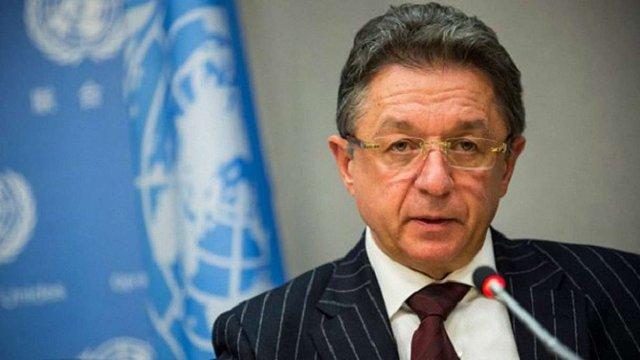 Екс-представник України в ООН підтвердив автентичність підпису Януковича на зверненні до Путіна