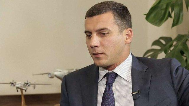 Президент ДП «Антонов» пішов у відставку