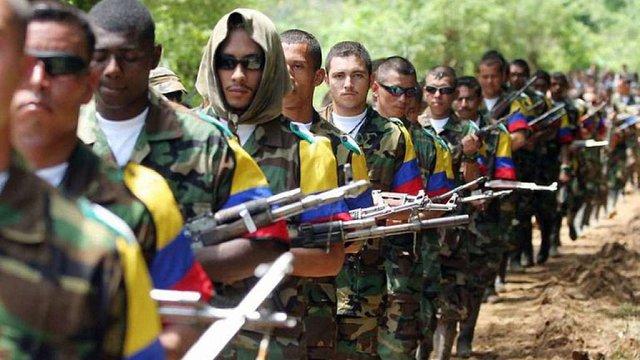 Президент Колумбії оголосив про повне роззброєння FARC