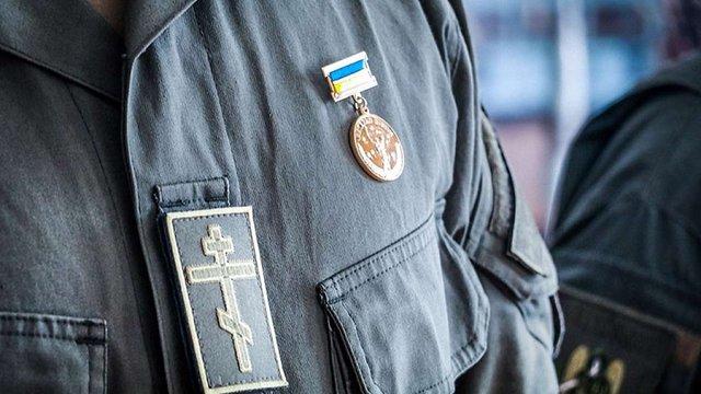 Священик зі Львова став першим капеланом, який отримав посвідчення учасника бойових дій
