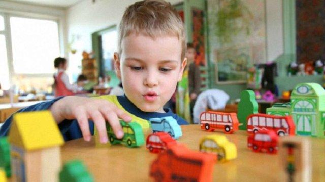 Львівщина лідирує серед областей України за кількістю новостворених місць у дитсадках