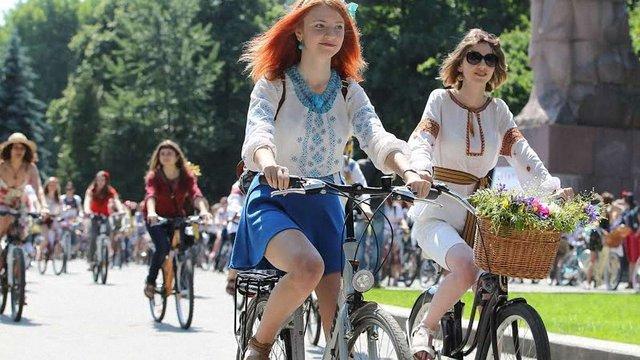 У Львові на День Незалежності відбудеться велопробіг у вишиванках
