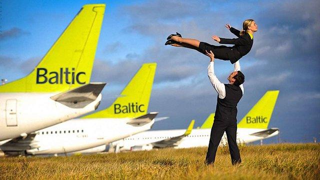 Латвійська airBaltic  запускає новий міжнародний авіарейс з України до Португалії