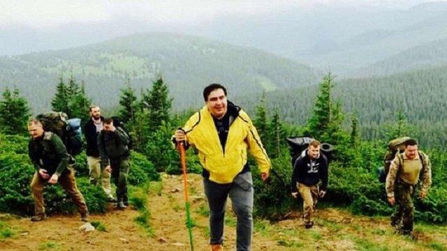 Саакашвілі заявив, що 10 вересня заїде в Україну через «Краковець»
