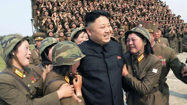 США погодилися не використовувати військову силу проти КНДР