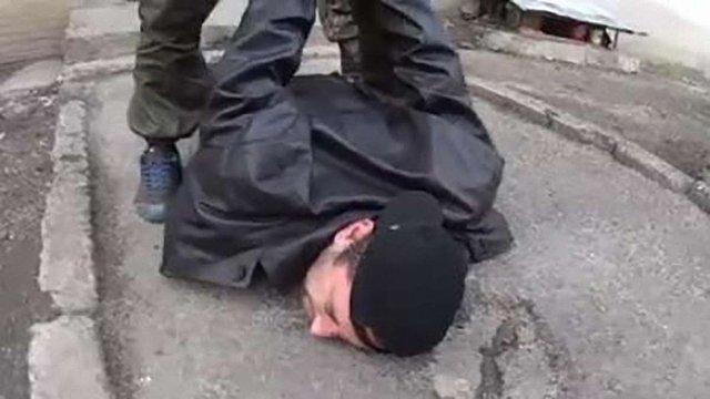 У Генштабі підтвердили затримання колишнього українського військовослужбовця у Донецьку