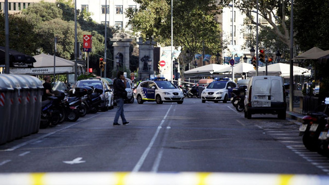 «Ісламська держава» взяла на себе відповідальність за теракт у Барселоні