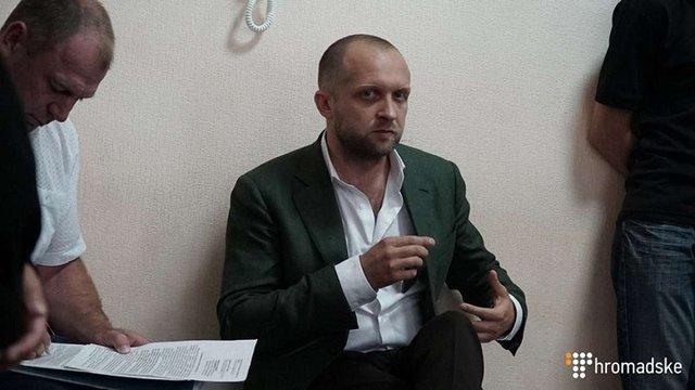 Народного депутата Полякова зобов'язали носити електронний браслет до 17 жовтня