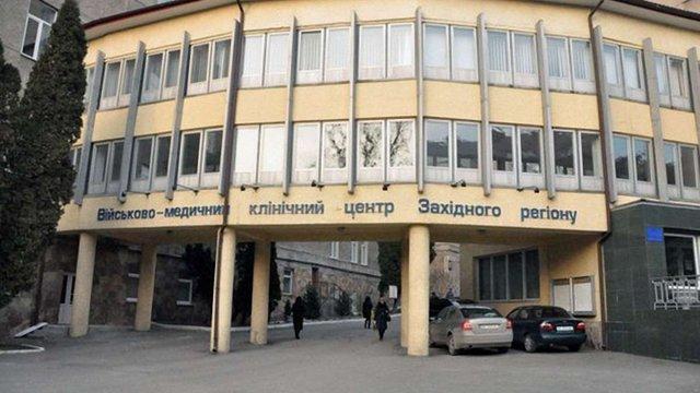 У львівському військовому госпіталі облаштують зону відпочинку для пацієнтів