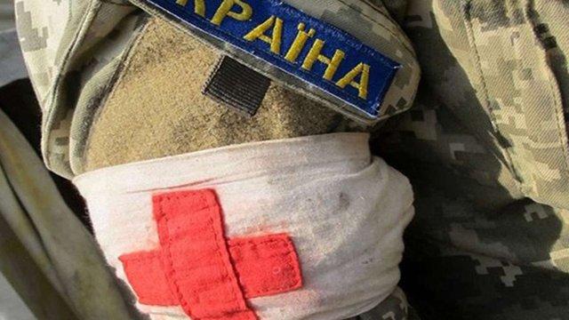 Військові медики допомогли народитися трійні на лінії розмежування на Донбасі