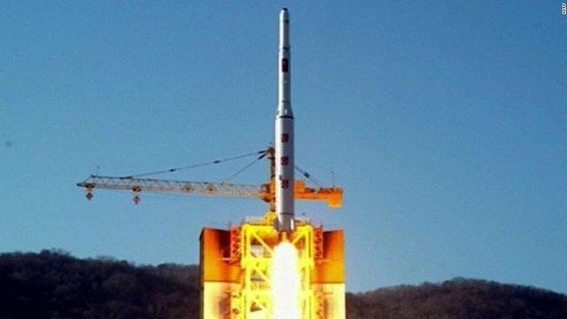 ООН розслідуватиме постачання ракетних двигунів до КНДР