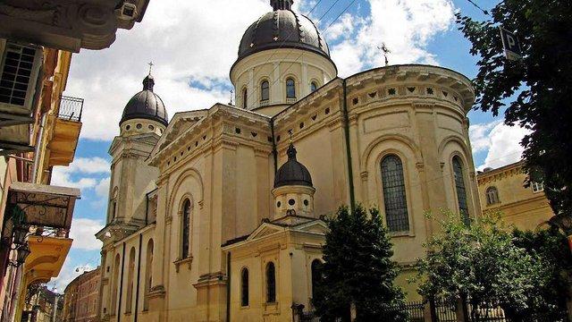 Три храми Львова відзначають храмове свято Преображення Господнього