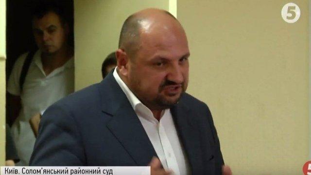 Нардепа Борислава Розенблата зобов'язали носити електронний браслет до 17 жовтня
