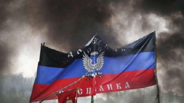 В Донецьку вибухнула вантажівка бойовиків з контрабандною зброєю і боєприпасами