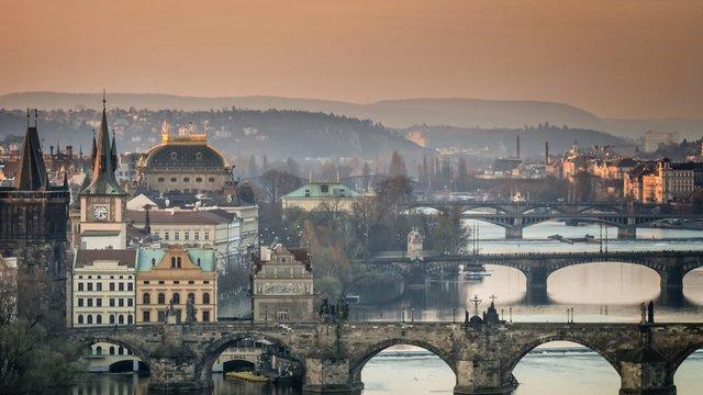 Прагу назвали найдешевшим для культурного відпочинку містом Європи
