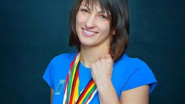 Львівська борчиня Юлія Ткач очолила світовий рейтинг