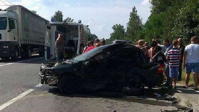 Охоронця Димінського взяли під варту через смертельну ДТП
