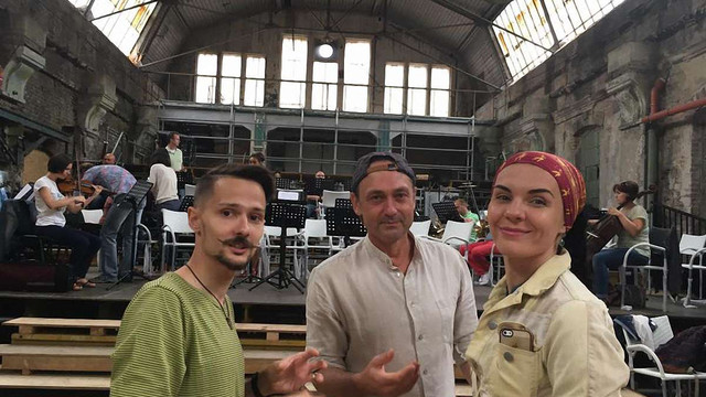 LvivMozArt: амазонки, Крим та скло