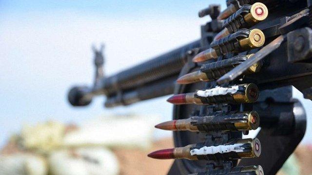 За добу терористи 30 разів обстріляли позиції сил АТО, загинув один військовий
