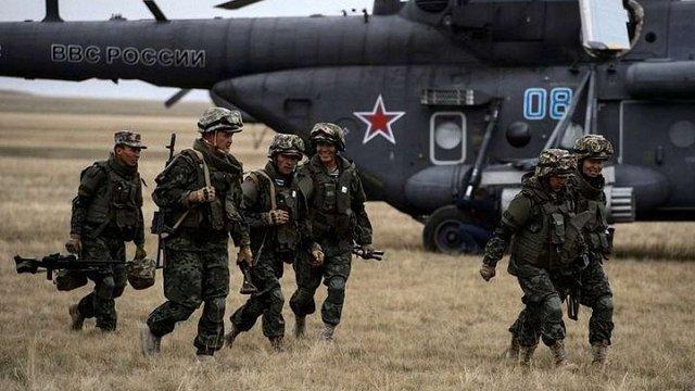 На російсько-білоруські навчання «Захід-2017» стягнули вдесятеро більше військ, ніж заявляли